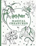Harry Potter Magical Creatures Colori...