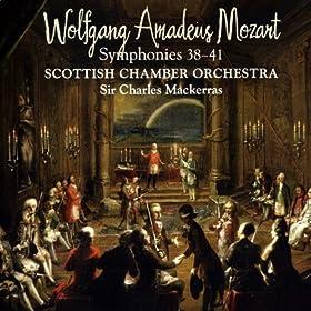 Symphony No. 38 in D major ('Prague'), K.504 - I Adagio - Allegro