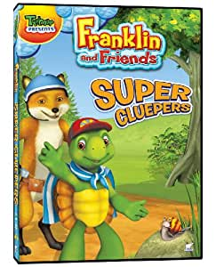 Franklin and Friends - Super Cluepers to the Rescue (Bilingual)