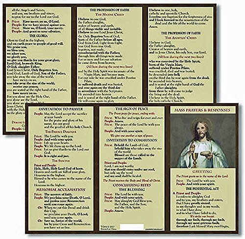 Catholic-Mass-Prayer-and-Responses-Pocket-Card