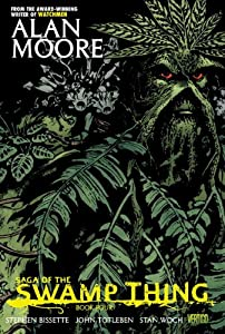 Saga of the Swamp Thing Book Four by