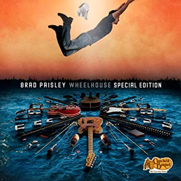 Brad Paisley - Wheelhouse Special Edition Autographed CD
