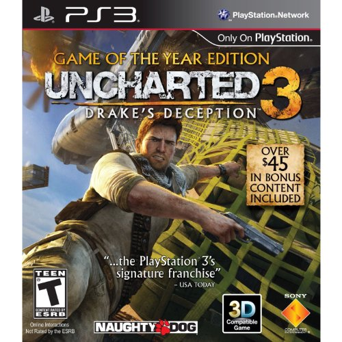 Uncharted 3: Drake's Deception (2011) (Video Game)