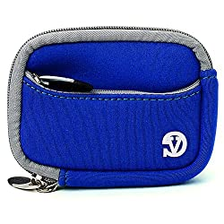 VangoddyTM Magic Blue VG Neoprene Sleeve Protective Camera Pouch Carrying Case