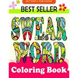 Libro para Colorear Swear word coloring book: Relaxation Series para adultos