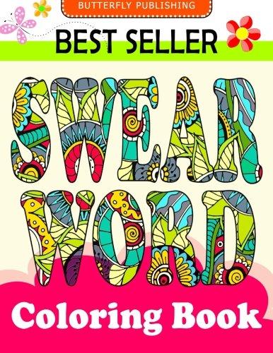 Libro para Colorear Swear word coloring book: Relaxation Series para ...