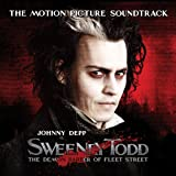 Sweeney Todd, The Demon Barber Of Fleet Street, The Motion Picture Soundtrack [+digital booklet]