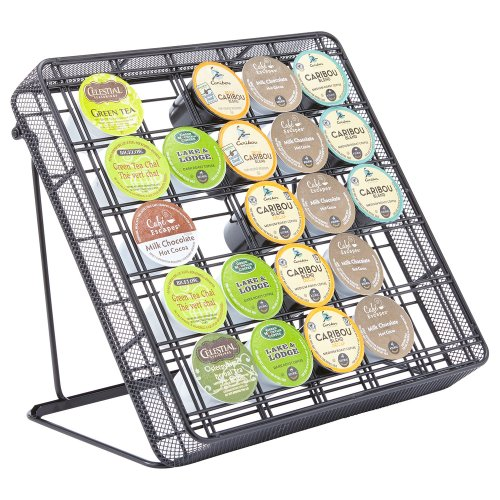 K-cup Black Stand-up Coffee Pod Organizer