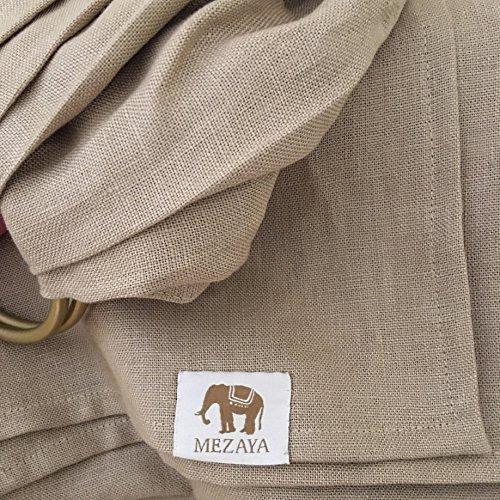 sandstein-leinen-ring-sling-tragetuch-baby-tragen-carrier-baby-wrap-gepruft-nach-eu-sicherheit-stand