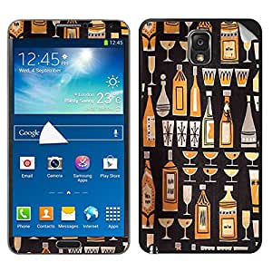 Theskinmantra Bottle Mix Samsung Galaxy Note 3 mobile skin