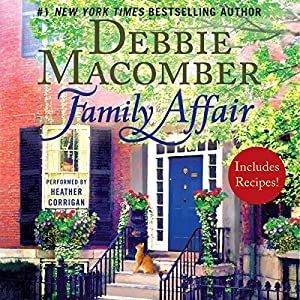 Family Affair Audiobook