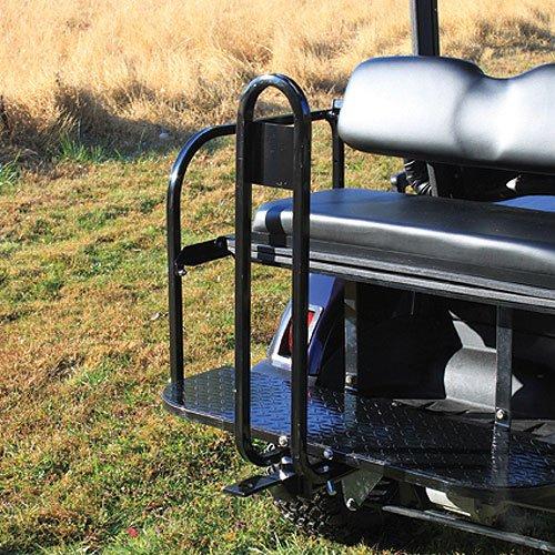 Golf Cart Rear Seat Kit Safety Grab Bar front-582086