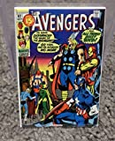 Avengers #92 Comic Book Cover 2 x 3 Refrigerator or Locker MAGNET; Avengers #92 Comic Book Cover 2 x 3 Refrigerator or Locker MAGNET; Avengers #92 Comic Book Cover 2 x 3 Refrigerator or Locker MAGNET