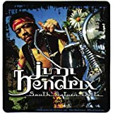 Jimi Hendrix - South Saturn - Decal