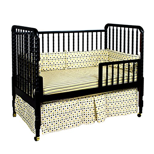 Davinci Jenny Lind Toddler Bed Conversion Kit Ebony Furniture Baby Furniture Crib Accessories