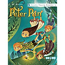 Peter Pan (       UNABRIDGED) by J. M. Barrie Narrated by Radhika Kapoor Mitra