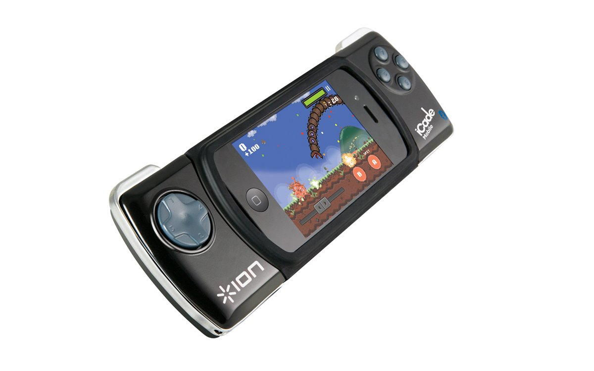 Ion iCade Mobile Game Controller for iPhone/iPod Touch