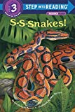 img - for S-S-snakes! (Step-Into-Reading, Step 3) book / textbook / text book