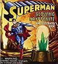 Superman: Glowing Kryptonite and Illustrated Book (Mega Mini Kits)