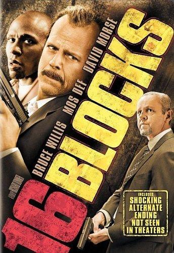 16 Blocks [DVD] [2006] by Bruce Willis