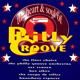 Heart And Soul Of Philly Groove