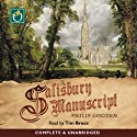 The Salisbury Manuscript (       UNABRIDGED) by Philip Gooden Narrated by Tim Bruce