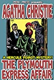 The Plymouth Express Affair [Illustrated] (Hercule Poirot)