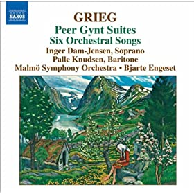 Peer Gynt Suite No. 2, Op. 55: I. Bruderovet - Ingrids klage (The Abduction of the Bride - Ingrid's Lament)