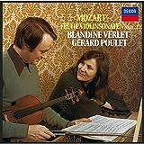 モーツァルト:初期ヴァイオリン・ソナタ集Vol.2