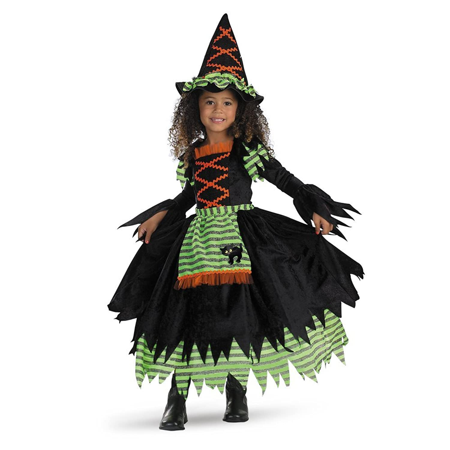 Bad Witch Costumes For Kids