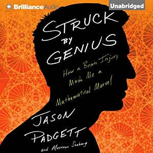 Struck by Genius Audiobook