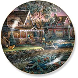 His First Graduation by Terry Redlin 8.25 inch Decorative Collector Plate
