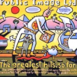 Public Image Ltd The Greatest Hits... So Far