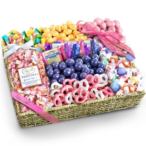 Spring and Easter Sweets and Crunch Grand Gift
