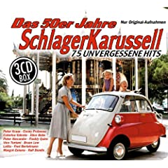 Das 50er Jahre Schlager Karussell