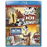 101 Dalmatians / 101 Dalmatians II: Patchs London Adventure [Blu-ray]
