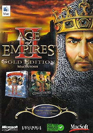 Age of Empires II - Gold Edition [Edizione: Francia]