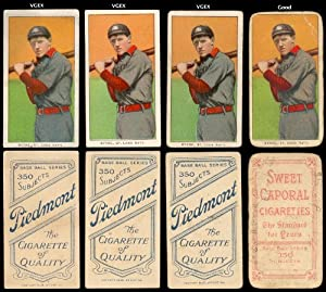 1909 t206 tobacco (baseball) Card# 66 bobby byrne of the St. Louis Cardinals VGX... by t206