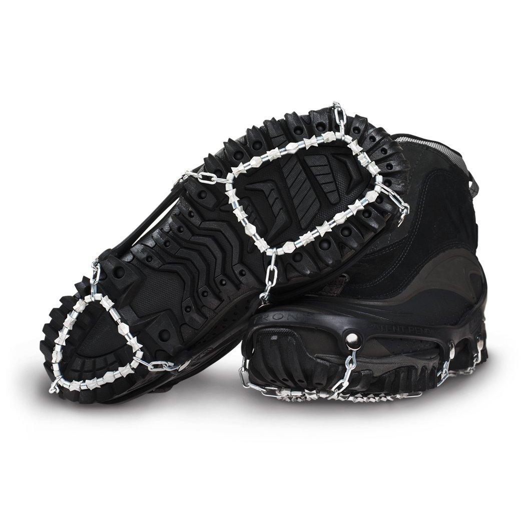 ICETrekkers Diamond Grip Traction Cleats (1 Pair)
