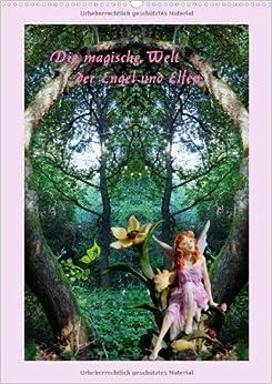 Die magische Welt der Engel und Elfen - Author: Hubner Katharina