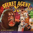 Secret Agent X #5 June, 1934 Hörbuch von Brant House, Paul Chadwick,  Radio Archives Gesprochen von: Milton Bagby