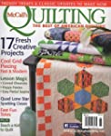 McCall's Quilting (1-year auto-renewal)