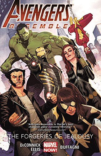 Avengers Assemble: The Forgeries of Jealousy (Marvel Now) (The Avengers Now)