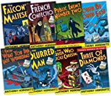 Anthony Horowitz Diamond Brothers 7 Books Collection Pack Set (The Greek Who Stole Christmas, The Blurred Man, I Know What You Did Last Wednesday, The French Confection , South by South East, The Falcons Malteser, Public Enemy Number Two) Anthony Horowitz