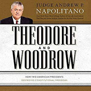 Theodore and Woodrow Audiobook