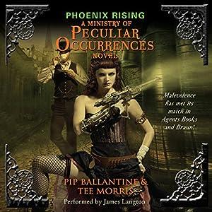 Phoenix Rising Hörbuch
