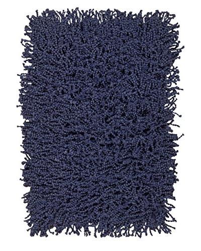 Nourison Shag Rug, Purple, 2' x 3'
