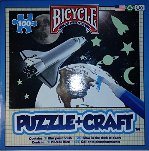 Puzzle + Craft By Bycycle Puzzles - 1