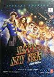 HAPPY NEW YEAR DVD [BOLLYWOOD] - 2 DISC SPECIAL EDITION [DVD] [2014]