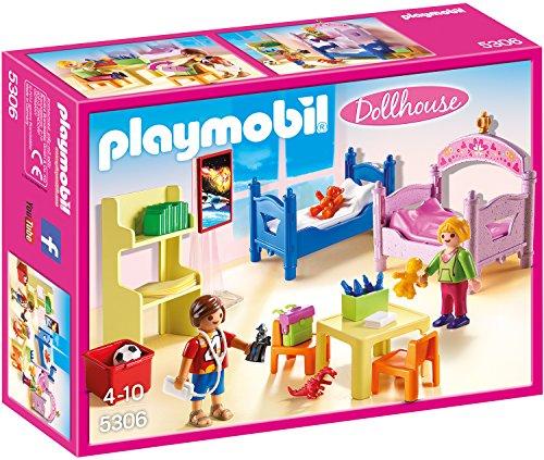 PLAYMOBIL-5306-Buntes-Kinderzimmer